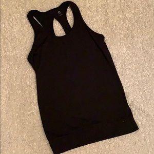 Black drifit workout tank top!